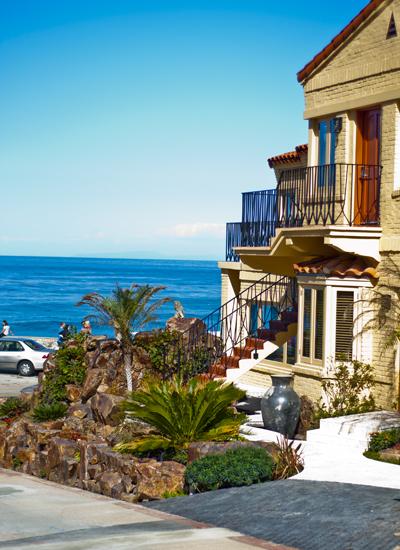 Pantai View of the ocean